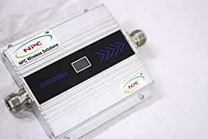 NPC BSNL APPROVED GSM 900 MOBILE BOOSTER COMPLETER KIT 800 to 1500 SQ FEET COVERAGE , 2 YEAR WARANTY