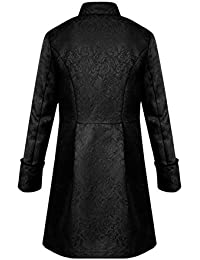 b0e1d43bbe Amazon.es  ropa gotica hombre - Hombre  Ropa