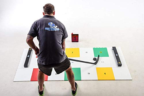 Hockey Revolution Professional Training Flooring Tile - MY PUZZLE SYSTEMS