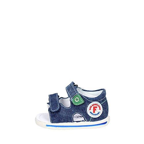 Falcotto 0011500610.01.9101 Sandale Fille Bleu