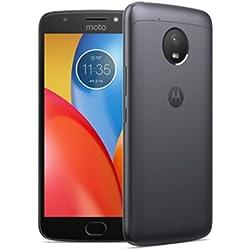 Motorola E4 Plus - Smartphone, 16 GB, Grigio