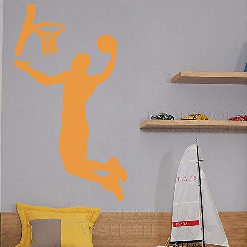wandaufkleber 3d Wandtattoo Wohnzimmer Decal Jordan Stickers For Home Decoration Art Décor For Boys Bedroom Living Room