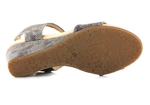 WEEK END 8300 - Sandales / Nu-pieds - Femme Marron