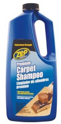 ZEP INC - Carpet Shampoo, Steam & Extractor, 64-oz.