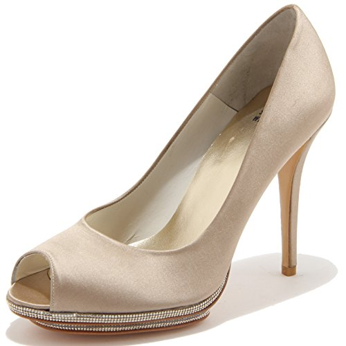 86108 decollete spuntato STUART WEITZMAN FRANCE scarpa donna shoes women [40]