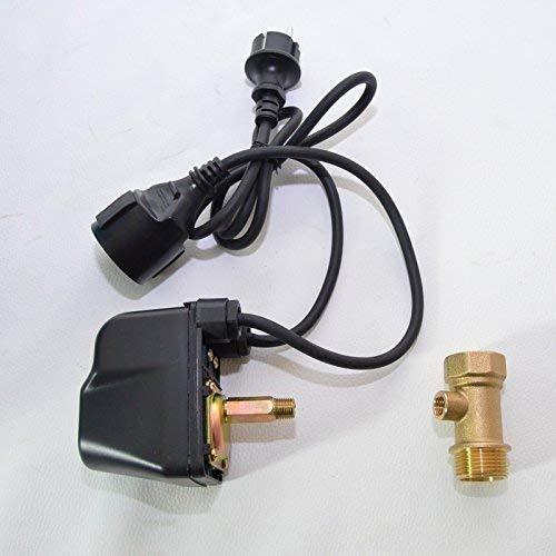 """Trockenlaufschutz SK-13 für Gartenpumpe Hauswasserwerk Tiefbrunnenpumpe 230V Anschluß 1\"""" für Pumpen bis 2000Watt Stromaufnahme. Schützt Pumpen vor Trockenlauf und somit vor Schäden."""