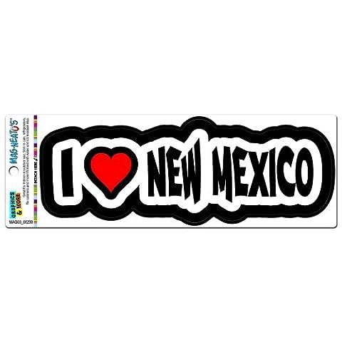 I love Herz New Mexiko Mag-Neato 's-TM) Automotive Auto Motorhaube
