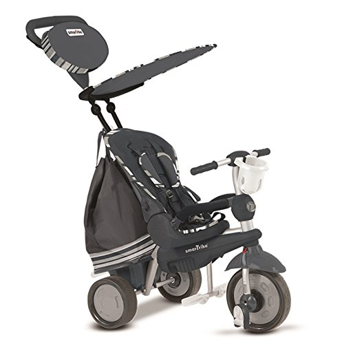 Smart Trike Dreirad Splash 5 in 1 von 10 - 36 Monate...