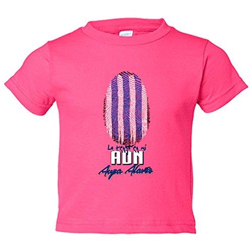 Camiseta niño lo tengo en mi ADN Alavés fútbol - Rosa, 12-14 años