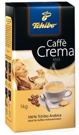 Tchibo Caffè Crema Mild - Kaffeebohnen ( 1 kg )