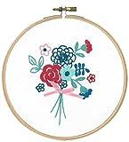 Vervaco PN-0156035 Punto de Flores Modernas