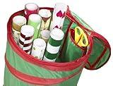 Sunware kersttassen Weihnachten Tasche für Geschenkpapier, grün/rot, One Size