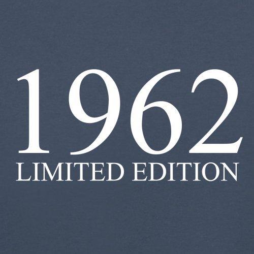 1962 Limierte Auflage / Limited Edition - 55. Geburtstag - Damen T-Shirt - 14 Farben Navy