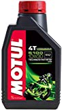 #7: CorebikerZ Motul 5100 4T 10W-30 4 Stroke Motor Oil Synthetic Motor Oil  (1 L)