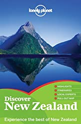 Discover New Zealand (Lonely Planet Discover New Zealand)