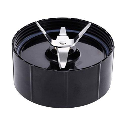 Migavenn Universal Cross Blade Juicer Accessoires Pièce de Rechange Lame pour Magic Bullet 250W Mélangeurs Juicer