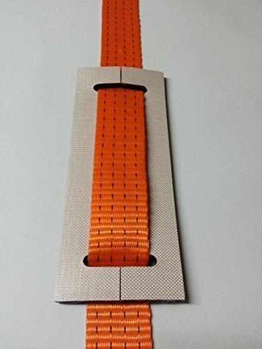 8x Gurtbandschoner Kantenschutz Ladungsicherung