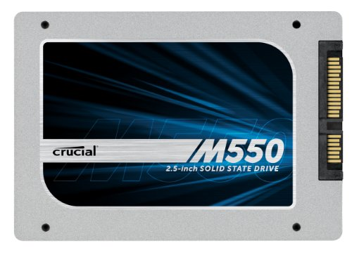 Crucial M550 1TB Details