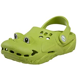 Pollywalks Grenouille Lime - Taille 19