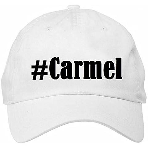 "Base Cap""#Carmel""Größe""uni""Farbe""Weiss""Druck""Schwarz"