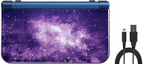 Nintendo New 3DS XL Bundle (2Artikel) Neue 3DS XL–Galaxy Stil, und Eine Neue USB-Lade USB-Kabel