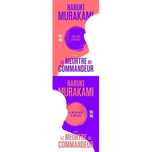 Le meurtre du commandeur T1 et T2 par Haruki MURAKAMI