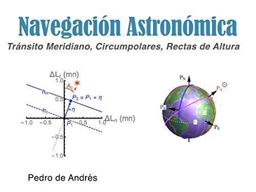 Bittorrent Descargar Español Navegación Astronómica: Tránsito Meridiano, Circumpolares, Rectas de Altura PDF Online