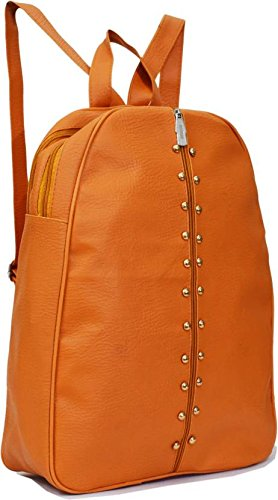Typify Studded Women's Backpack (Mango)