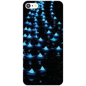 Apple iPhone 5C Back Cover - Modern Art Designer Cases