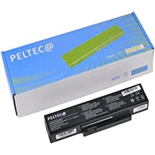 PELTEC@ - Batería de repuesto para portátil FUJITSU SIEMENS Esprimo Mobile V5515, V5515-T2130, V55150, V5535, V5555, V5535, V6515 SMP-EFS-SS-20 S26391-F6120-L470 FOX-EFS-SA-XXF-04 FOX-EFS-SA-XXF-06 SMP-EFS-SS-20C-04 SMP-EFS-SS-20C-06 SMP-EFS-SS-22E-04 SMP-EFS-SS-22E-06 SDI-HFS-SS-22F V-5515 V-5515 - T-2130 V-55150 V-5535 V-5555 (4400 mAh)