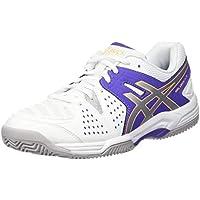 Asics Gel-Dedicate 4 Clay, Mujer Zapatillas de Tenis