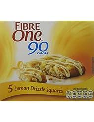 Fibre One 90 Calorie Lemon Drizzle Bars 5x24g