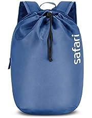 SAFARI 15 Ltrs Denim Blue Casual Backpack (DAYPACKNEO15CBDNB)
