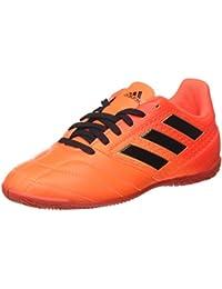 adidas Ace 17.4 In J, Zapatillas de fútbol Sala Unisex niños, (Narsol/Negbas/Rojsol), 38 EU