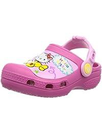 Crocs Cc Hello Kitty Plane Clog Eu - Zuecos de goma