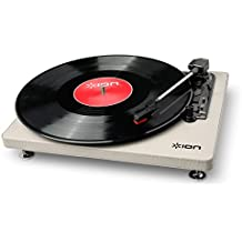 ION Audio Compact LP Giradischi a 3 Velocità e Convertitore