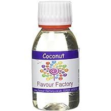 Flavour Factory Arôme Alimentaire Intense Noix de Coco 100 ml