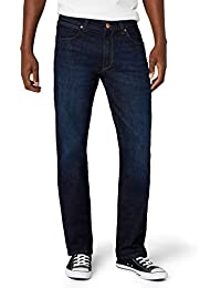 Wrangler Arizona, Jeans Straight Uomo
