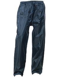 Regatta - Pantalones Holgados para la lluvia Modelo Stormbreak Waterproof hombre caballero (impermeable y cortavientos)