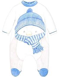 Mayoral Pijama Felpa Bebe 1-12 Meses