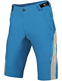 ENDURA - SingleTrack Lite Shorts, Color Azul, Talla L