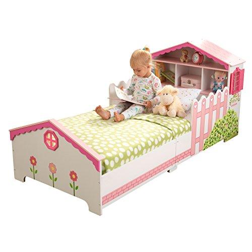 *KidKraft Kinderbett im Puppenhaus-Stil*