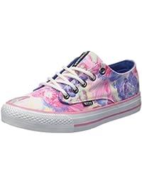 MTNG 69023 Flower Rosa - Zapatos para Mujer