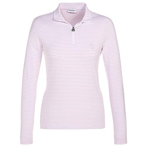golfino-maritime-long-sleeve-functional-golf-polo-regular-fit-pink-xs