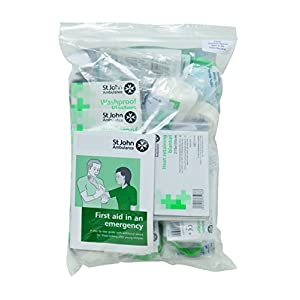st john ambulance bs 8599 compliant workplace first aid kit refill