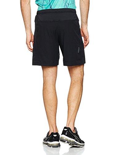 Asics -  Pantaloncini sportivi  - Uomo Nero