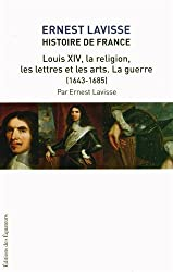HIST FRANCE LAVISSE T14 LOUIS