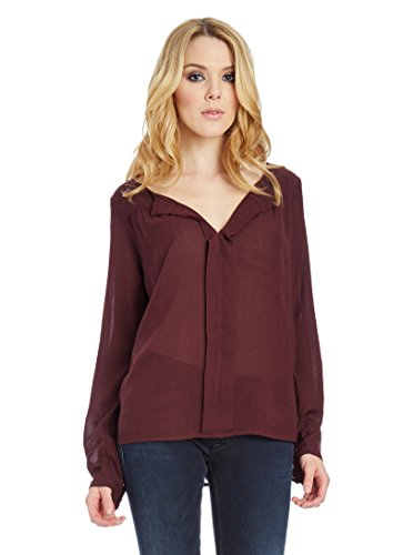 Replay Blouse Bordeaux
