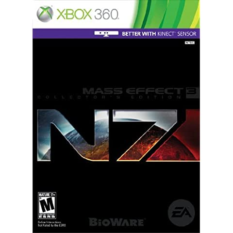 Mass Effect 3 Collector's Edition -Xbox 360 by Electronic Arts