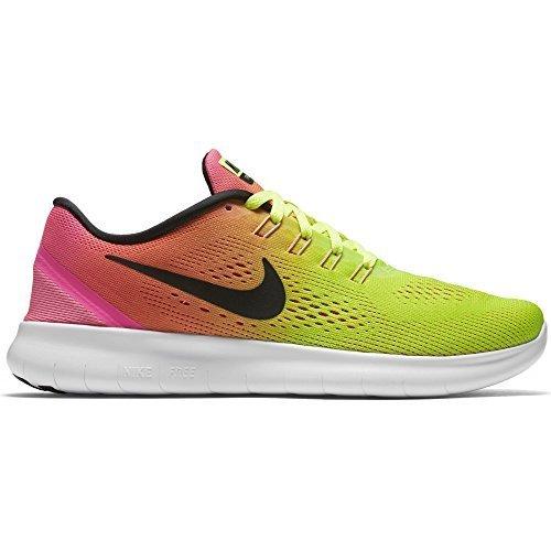 Nike Damen WMNS Free rn oc Laufschuhe, Schwarz (Mehrfarbig/Multi-Color), 42 EU